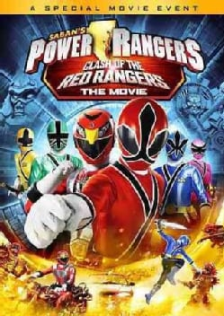 Power Rangers: Clash Of The Red Rangers (DVD)