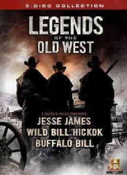 Legends Of The Old West (DVD)
