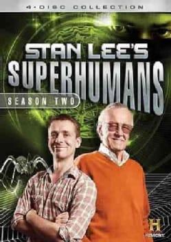 Stan Lee's Superhumans Season 2 (DVD)