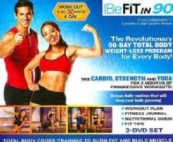Befit In 90 Workout System (DVD)