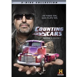 Counting Cars: Season 2 Vol. 1 (DVD)