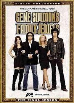 Gene Simmons Family Jewels: The Final Season (DVD)