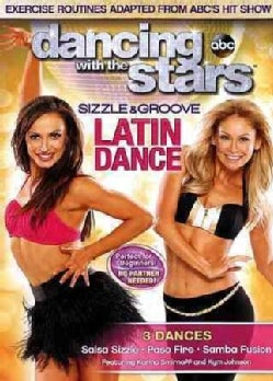 Dancing With The Stars: Sizzle & Groove Latin Dance (DVD)