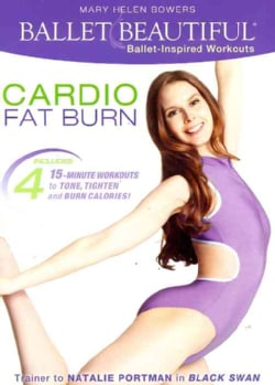 Ballet Beautiful: Cardio Fat Burn (DVD)