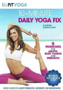 BeFit Yoga: 10 Minute Yoga Daily Fix (DVD)