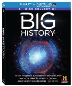 Big History (Blu-ray Disc)