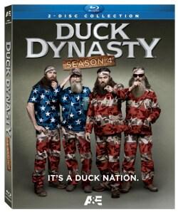 Duck Dynasty: Season 4 (Blu-ray Disc)