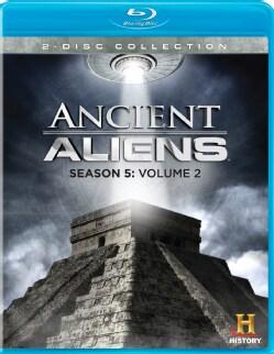 Ancient Aliens: Season 5 Vol. 2 (Blu-ray Disc)