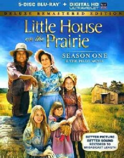 Little House On the Prairie: Season One (Blu-ray Disc)
