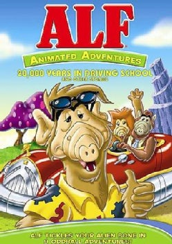 Alf Animated Adventures Season 1 (DVD)