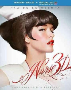 Nurse 3D (Blu-ray/DVD)