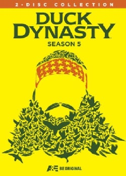 Duck Dynasty: Season 5 (DVD)