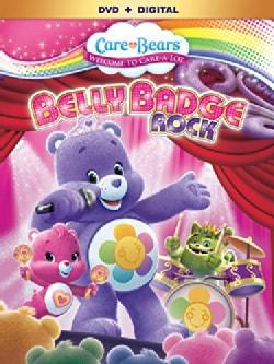 Care Bears: Belly Badge Rock (DVD)