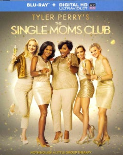 Tyler Perry's The Single Moms Club (Blu-ray Disc)