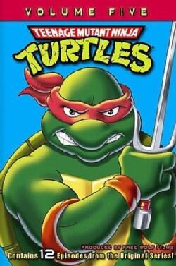Teenage Mutant Ninja Turtles Vol 5 (DVD)