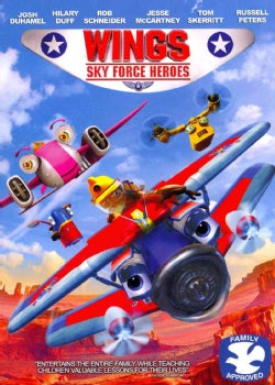 Wings: Sky Force Heroes (DVD)