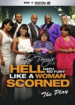 Tyler Perry's Hell Hath No Fury Like A Woman Scorned (DVD)