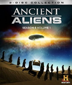 Ancient Aliens: Season 6 Vol. 1 (Blu-ray Disc)
