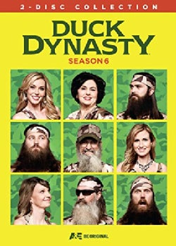 Duck Dynasty: Season 6 (DVD)