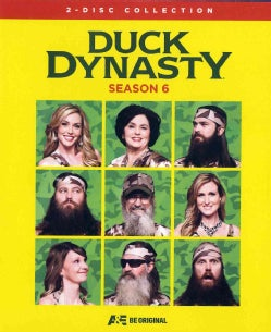 Duck Dynasty: Season 6 (Blu-ray Disc)