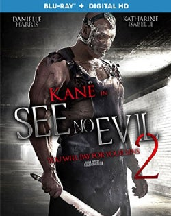 See No Evil 2 (Blu-ray Disc)