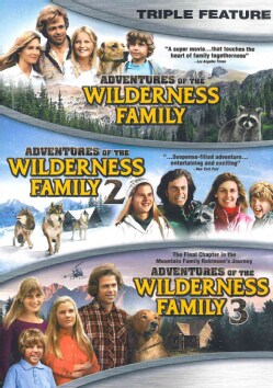 Wilderness Family Triple Feature (DVD)