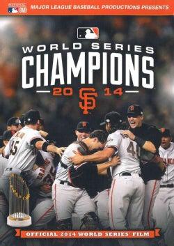 San Francisco Giants: 2014 World Series Film (DVD)