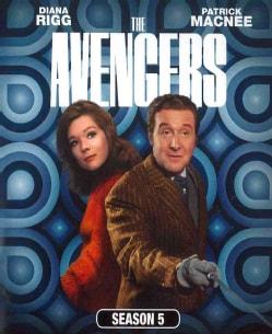 Avengers: Season 5 (Blu-ray Disc)