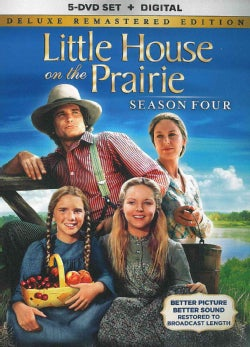 Little House On the Prairie: Season Four (DVD)