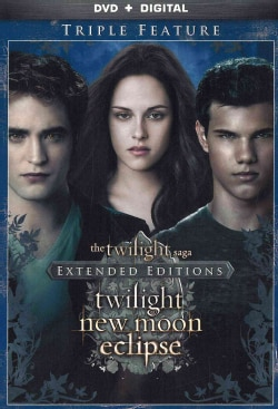 The Twilight Saga (Extended Edition) (DVD)