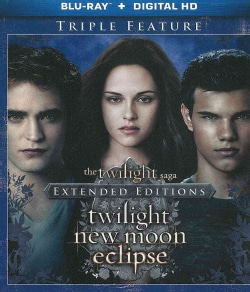 The Twilight Saga (Extended Edition) (Blu-ray Disc)