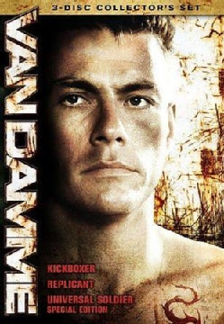 Van Damme Triple Feature (DVD)