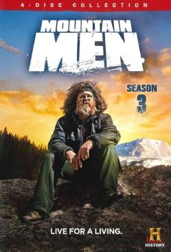 Mountain Men: Season 3 (DVD)