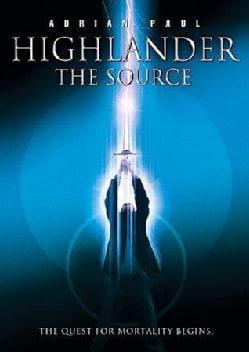 Highlander: The Source (DVD)
