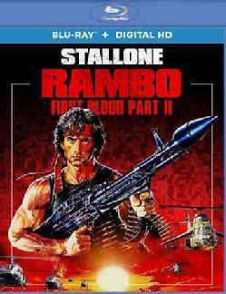Rambo: First Blood Part 2 (Blu-ray Disc)