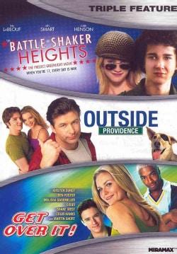 Back To School Triple Feature (DVD)