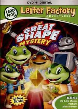 Leapfrog: Letter Factory Adventures: Great Shape Mystery (DVD)
