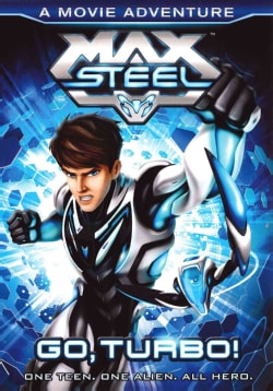 Max Steel Go Turbo! (DVD)