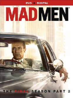 Mad Men: The Final Season Part 2 (DVD)