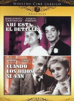 Ahi Esta El Detalle/Cuando Los Hijos Se Van (DVD)