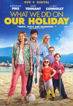 What We Did On Our Holiday (DVD)