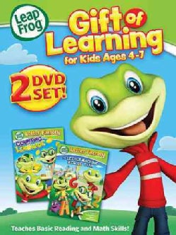 Leapfrog: 4 To 7 (DVD)
