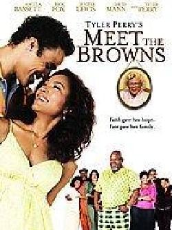 Tyler Perry's Meet The Browns (DVD)