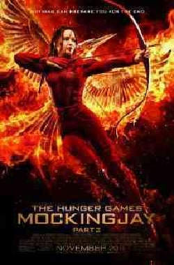 The Hunger Games: Mockingjay Part 2 (Blu-ray Disc)