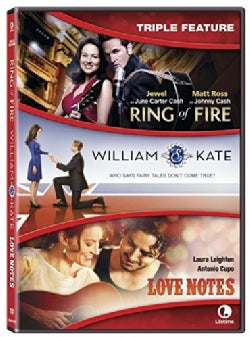 Ring Of Fire/William & Kate/Love Notes (DVD)