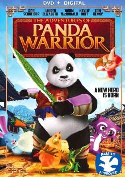 The Adventures Of Panda Warrior (DVD)