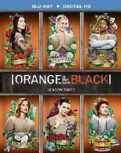 Orange Is The New Black: Season 3 (Blu-ray Disc)