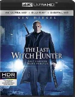 The Last Witch Hunter (4K Ultra HD Blu-ray)