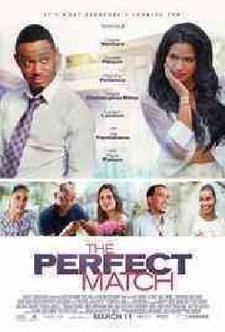 The Perfect Match (Blu-ray Disc)