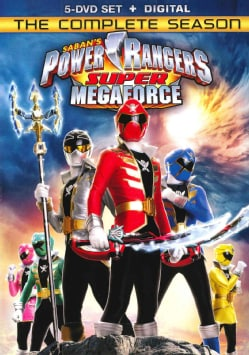 Power Rangers Super Megaforce: The Complete Season (DVD)